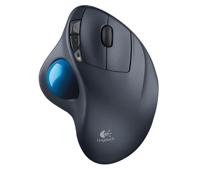 Picture of Logitech m570 trackball